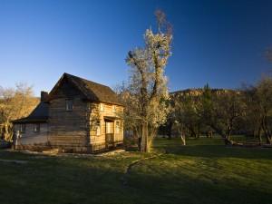 Virgin Utah Cabin Home