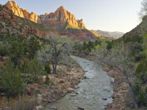 Zions Virgin River