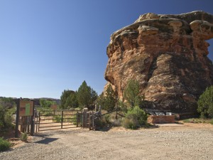 Horse Canyon and Salt Wash Entrance