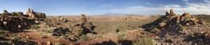 Lower Little Canyon panorama