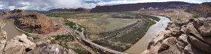 Moab Valley panorama