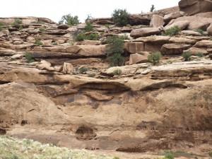 Moab's Bull Canyon