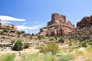 Mouth of Calf Canyon