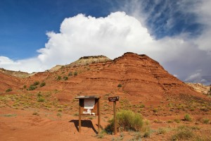Crack Canyon Trailhead