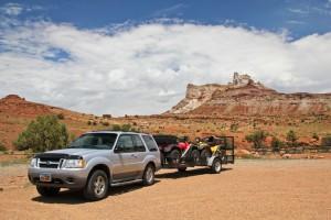 Explorer & Temple Mountain