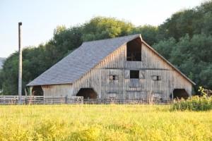 Wellsville Barn