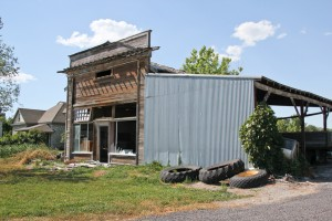 Newton Store Ruins