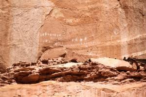 Davis Canyon Ruins