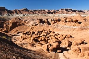Big Wild Horse Mesa & Red Canyon