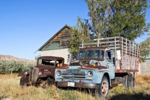 Manila Old Trucks