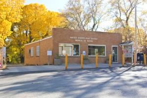 Manila Utah Post Office