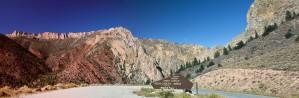 Sheep Creek Canyon Geological Area