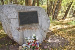Sheep Creek Canyon Memorial