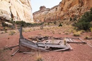 Shack Ruins