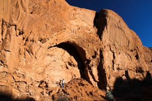 County Line Arch