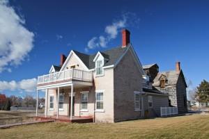 Pioneer Era Beaver Home