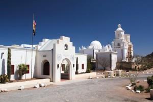 San Xavier School & Mission