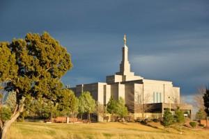 Snowflake Arizona LDS Temple