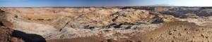 Pasture Canyon Point panorama
