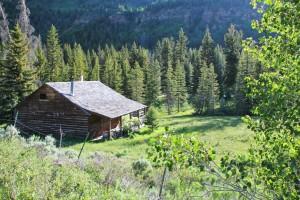 North Duchesne River Cabin