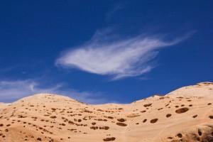 Pasture Canyon cloud