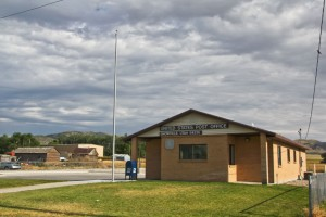 Snowville Post Office