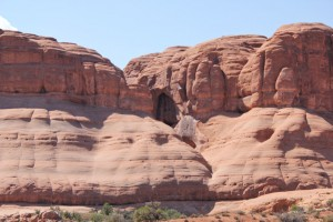 Arches National Park Homecoming