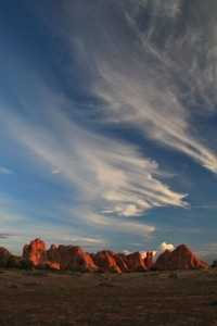 Red Rock Sunset