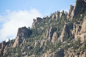 Castle Cliffs Arches