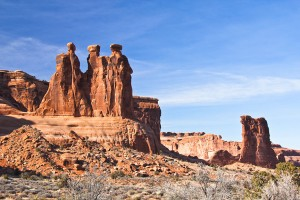 Year End in Arches National Park