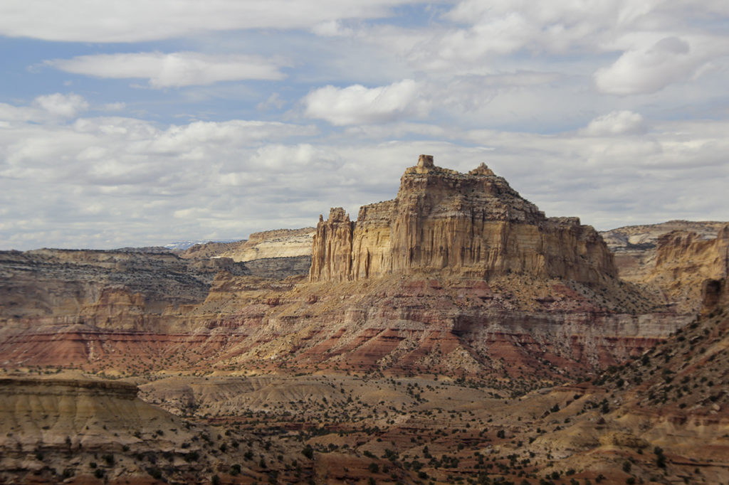 Reds Canyon in the San Rafael Swell
