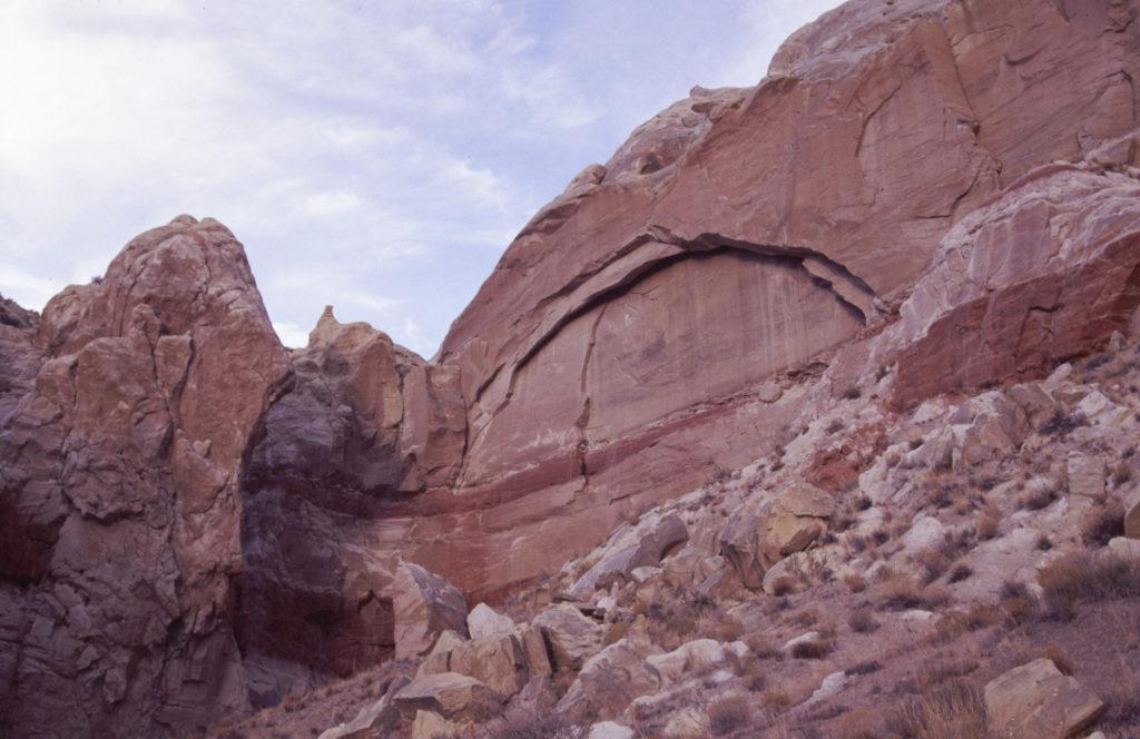 Navajo Mountain or Rainbow City?